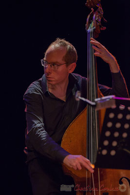 "Yoni Zelnik, Géraldine Laurent ""At work"" Quartet, Festival JAZZ360 2016, Cénac, 11/06/2016"