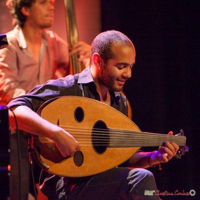 Eym Trio; Mohamed Abozekry. Festival JAZZ360, 09/06/2017