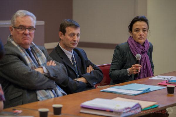 Jean-Marie Darmian, Thierry Suquet, Mathilde Feld