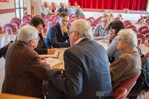 Réflexion sur l'autonomie et la dépendance, Conseil consultatif citoyen du canton de Créon, Sadirac
