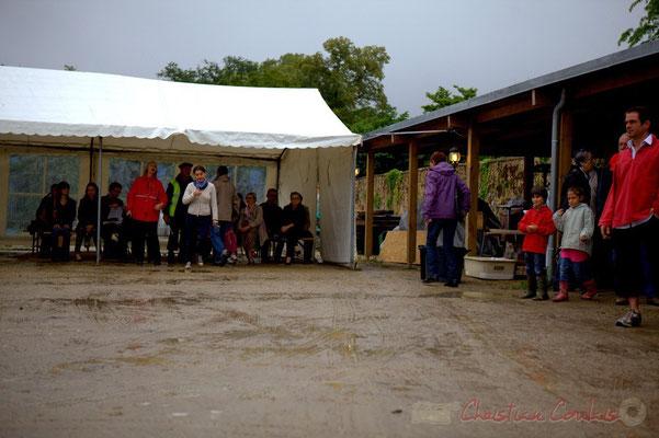 """Singin'in the rain"", Festival JAZZ360 2012, château Lestange, Quinsac, dimanche 10 juin 2012"