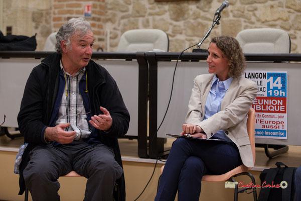 Echanges fructueux et retour d'expérience. Comité d'appui de la France insoumise aux élections européennes. Langon, 14/02/2019