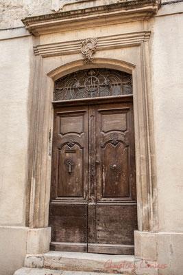 5b Porte double, Arles