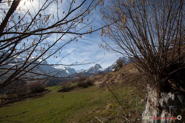 Pic d'Anie, cirque de Lescun, RD 340, Escouay, vallée d'Aspe, Pyrénées-Atlantiques