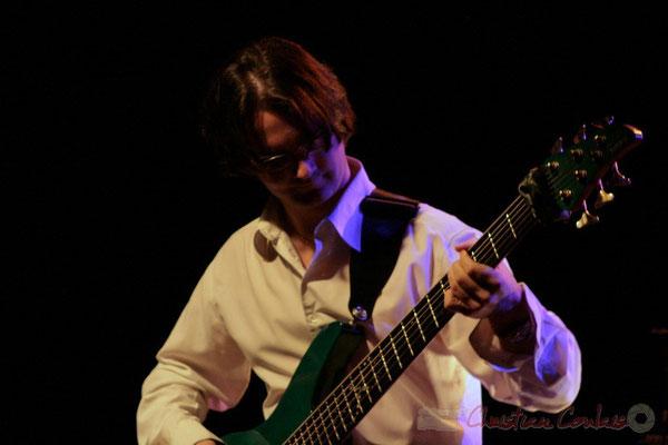 Adrien Jarthon; InnVivo. Festival JAZZ360 2010, Cénac, 16 mai 2010