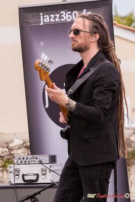Georges Shob Neau; Shob & Friends. Festival JAZZ360 2018, Quinsac. 10/06/2018