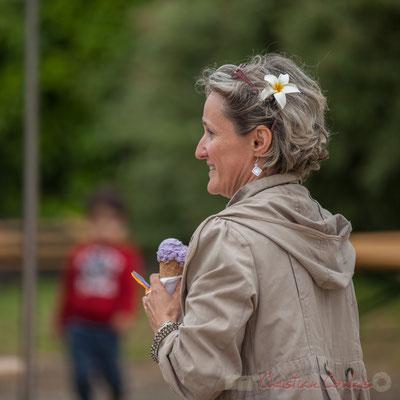 Une glace comme dessert...Festival JAZZ360 2016, Quinsac