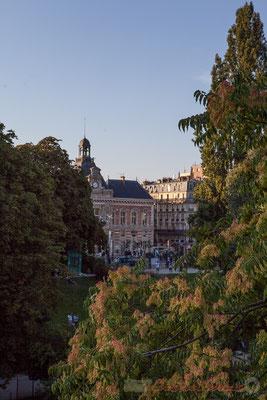 Parc des Buttes-Chaumont, Paris 19ème arrondissement