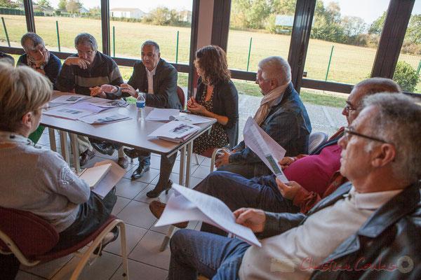 Anne-Laure Fabre-Nadler, réflexion sur la mobilité, Conseil consultatif citoyen du canton de Créon, Sadirac