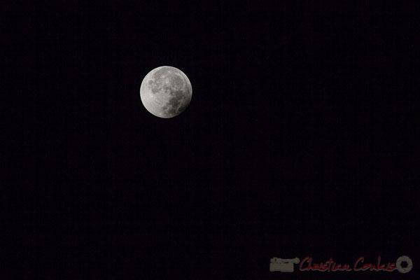 05h23, Eclipse totale de Lune, Super Lune de sang