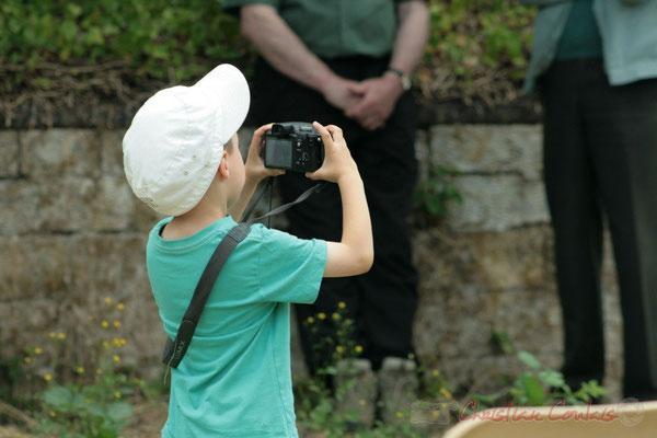 """Photographe en herbe"" Randonnée Jazzy organisée par A.L.I.C.E., Citon-Cénac. 04/06/2011"