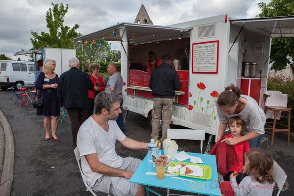 Restauration sur place, prévue chaque année au Festival JAZZ360, dans toutes les communes participantes, 10/06/2016