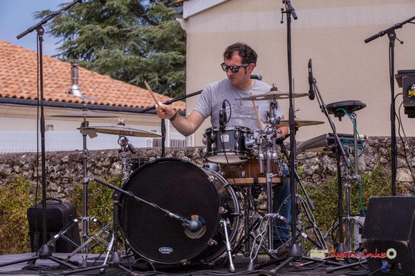 Guillaume Brissiaud; The Protolites. Festival JAZZ360 2019, Quinsac. 09/06/2019