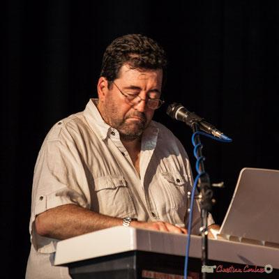 Mist Monkeys, Jean-Pascal Pérales. Concert de soutien des Insoumis de la 12ème circonscription de la Gironde. 28/05/2017, Targon