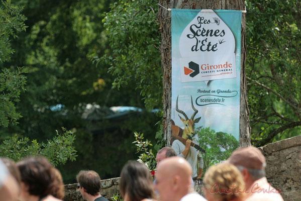 """""""Festival JAZZ360, une scène d'été Gironde"""" Château Lestange, Quinsac. 05/06/2011"""