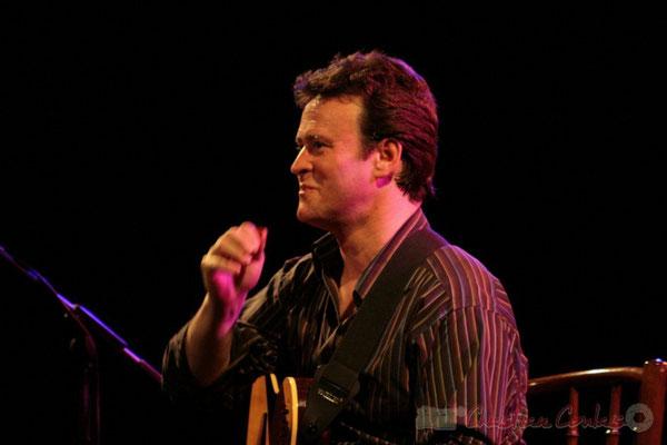 Concert de Sylvain Luc, Festival Jazz360, Cénac