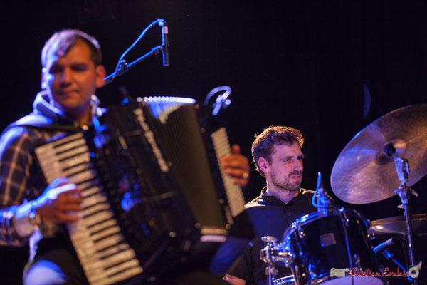 Eym Trio; Marian Badoï, Marc Michel. Festival JAZZ360, 09/06/2017
