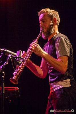 Christophe Panzani, Anne Paceo Circles, Festival JAZZ360, Cénac, 10/06/2017