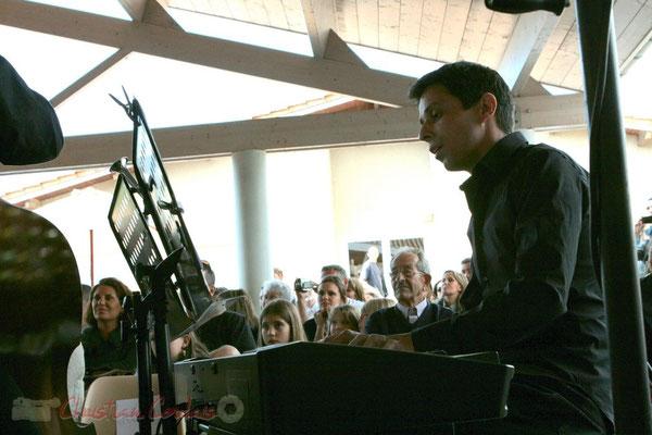 JazzEcole avec les classes de Quinsac, Sadirac, Lorient, Cénac. Festival JAZZ360 2011, Cénac. 01/06/2011