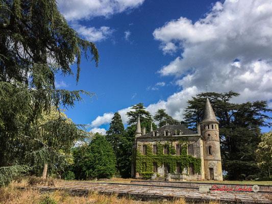 Château Haut-Brignon, Cénac. 07/05/2017