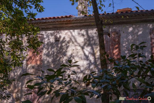 Quartier Fénelon, Domaine de Donlabade, avenue du Rauzé, Cénac, Gironde. 16/10/2017