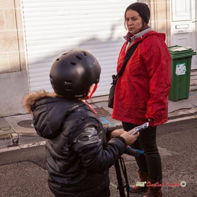 Marion; Regards en biais, Cie La Hurlante, Hors Jeu / En Jeu, Mérignac. Samedi 24 novembre 2018