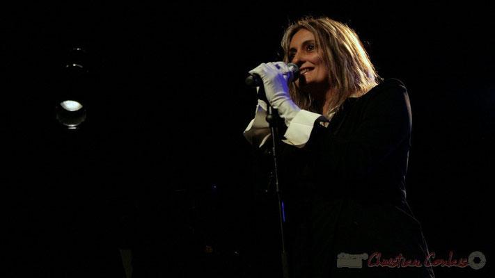Laurence Lo Jay; Lo Jay et Serge Moulinier Trio. Festival JAZZ360 2010, Cénac. 12/05/2010