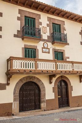 Hôtel de ville de Liédena / Ayuntamiento de Liédena. Navarra