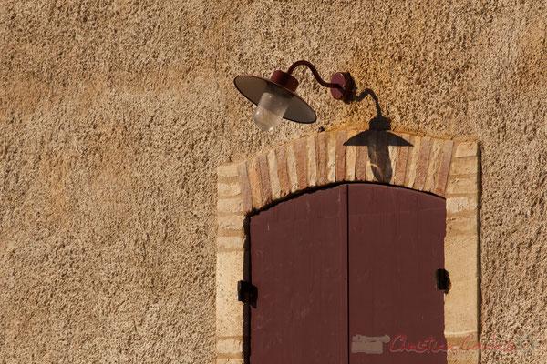 Ferme du Domaine de Graveyron (détail), Audenge, espace naturel sensible de Gironde