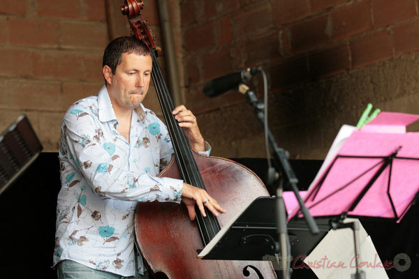 Olivier Gatto; Florinda Piticchio & Balarm Quartet, Festival JAZZ360, Cénac. 05/06/2011