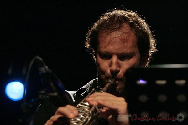 Frédéric Borey; Roger Biwandu Quintet, Festival JAZZ360 2011, Cénac. 03/06/2011