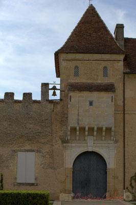 Château d'Yquem, façade principale