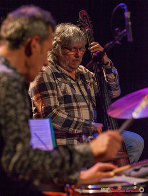 Philippe Laccarrière, Philippe Bayle trio, Soirée Cabaret JAZZ360, Cénac, 18 mars 2017