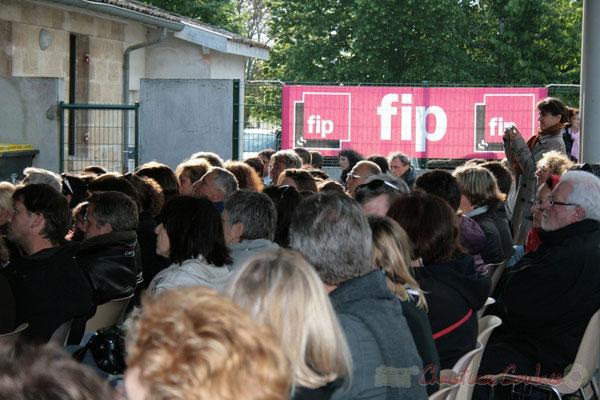 FIP Bordeaux partenaire du Festival JAZZ360 2010, Cénac. 12/05/2010