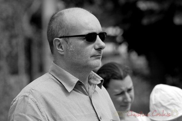 Jean-Pierre Monseigne, Randonnée Jazzy organisée par A.L.I.C.E., Citon-Cénac. 04/06/2011