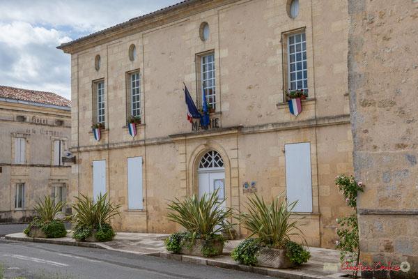 Mairie de Blasimon, Gironde, Nouvelle-Aquitaine