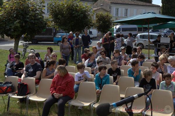 Ouverture du Festival JAZZ360 2015, Cénac, 12/06/2016