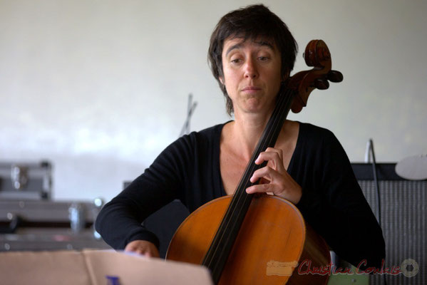 Festival JAZZ360 2013, Julie Läderach; Serge Balsamo Quartet, Quinsac. 09/06/2013