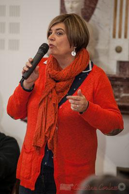 Catherine Veyssy, Vice-présidente du Conseil régional d'Aquitaine, Elections régionales, décembre 2015
