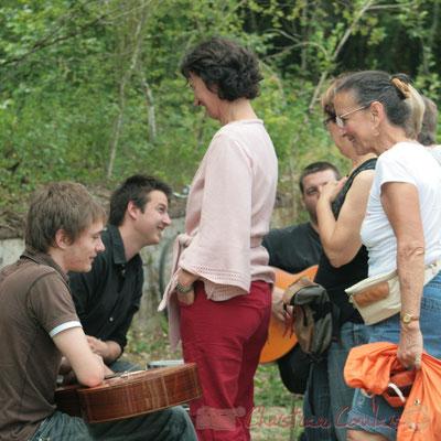 Randonnée Jazzy organisée par A.L.I.C.E., Citon-Cénac. 04/06/2011