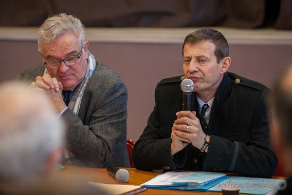 Thierry Suquet, Secrétaire général de la Préfecture de la Gironde