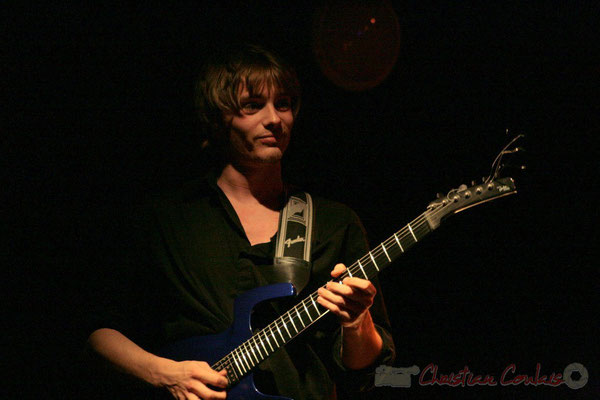 Mathias Monseigne; InnVivo. Festival JAZZ360 2010, Cénac, 16 mai 2010