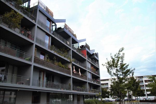Architecture et perspectives par Odile Roux. Bordeaux, jeudi 13 juin 2019