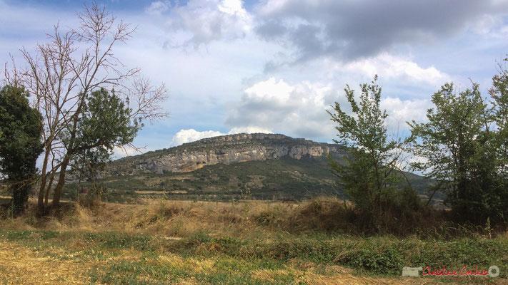 Acantilados de la piedra y San Adrian / Lumbier / Navarra. Aux portes des Gorges de Lumbier
