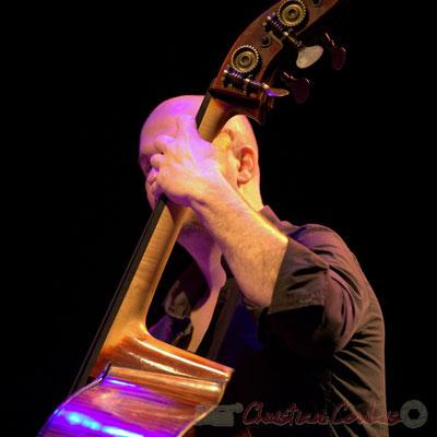 """Jérôme Regard; Daniel Humair Quartet """"Sweet & Sour"""", Festival JAZZ360 2013, Cénac, 08/06/2013"""