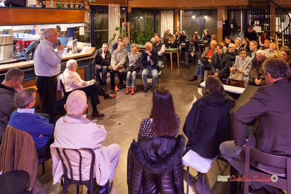 """Témoignages collectifs autour de la pédagogie Freinet, du Groupe d'Actions Municipales, du """"Partage du pouvoir local"""". Créon, 22/10/2019"""