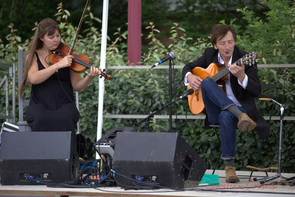 Festival JAZZ360 2015, Adèle Docherty, Loïc le Guillanton, Züm Trio, Latresne