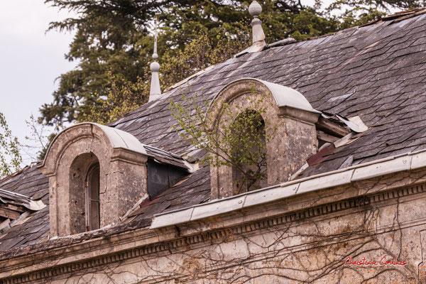 6/8 Château Haut-Brignon, Cénac. Mardi 7 avril 2020. Photographie : Christian Coulais
