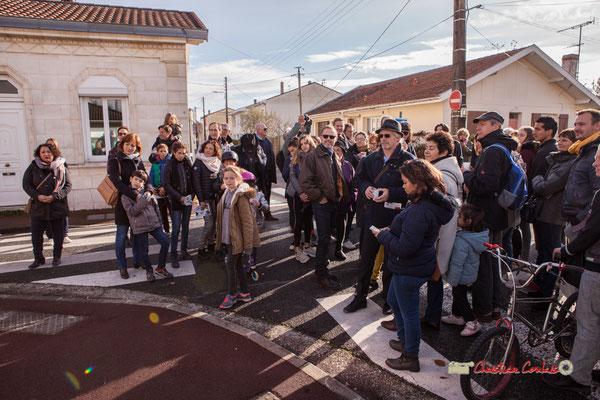 Un public atttentif. Regards en biais, Cie La Hurlante, Hors Jeu / En Jeu, Mérignac. Samedi 24 novembre 2018