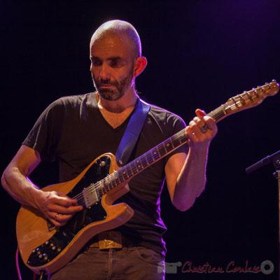 Philippe Gordiani, Sylvain Rifflet Quartet, Festival JAZZ360 2016, Cénac